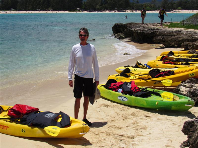 Kayaking Kailua Beach Adventures    - HAERR TRIPPIN'