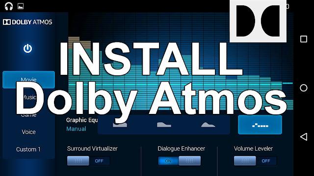 Beneran Bisa Dolby Atmos Install Di Xiaomi Redmi Note 3? Ikuti Tutorial 100% Berhasilnya Syarat Wajib Root