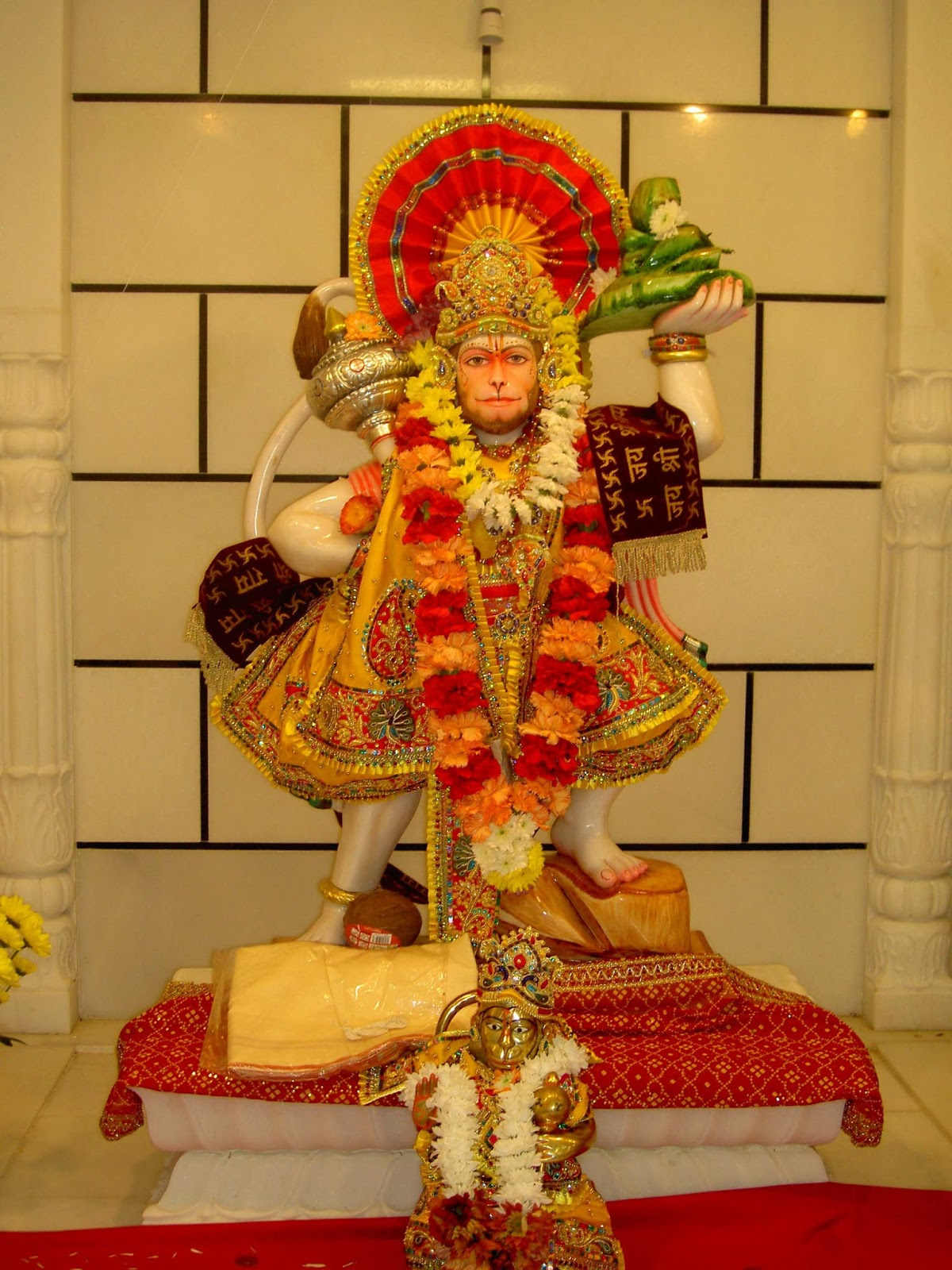 The Fresh Wallpaper New Hd Images Of Hanumanji Free Download
