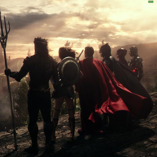 Justice League After Battle Wallpaper Engine