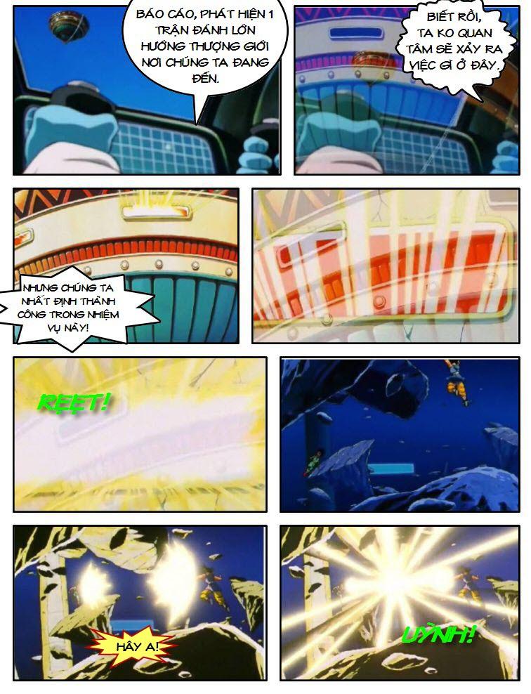 Dragon Ball GT chap 1 - Trang 3
