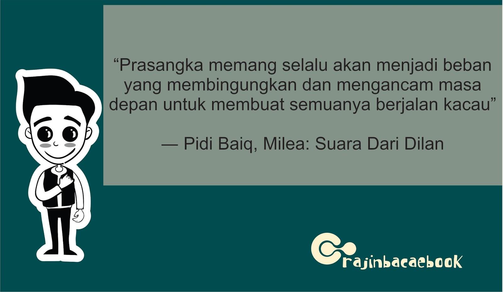 Download Ebook Gratis Pidi Baiq - Milea (Suara dari Dilan ...