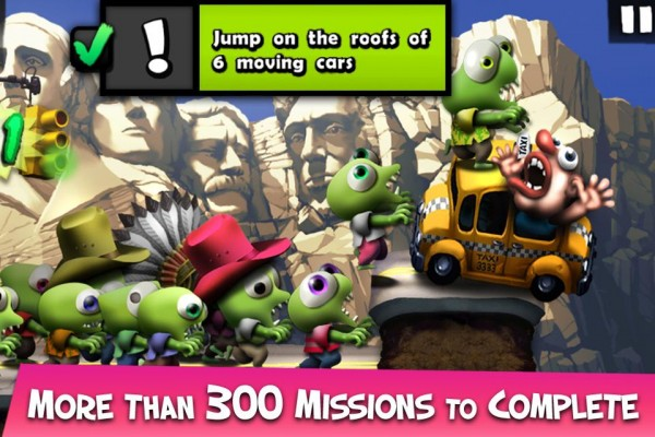 Game Zombie Tsunami Apk Unlimited Coins