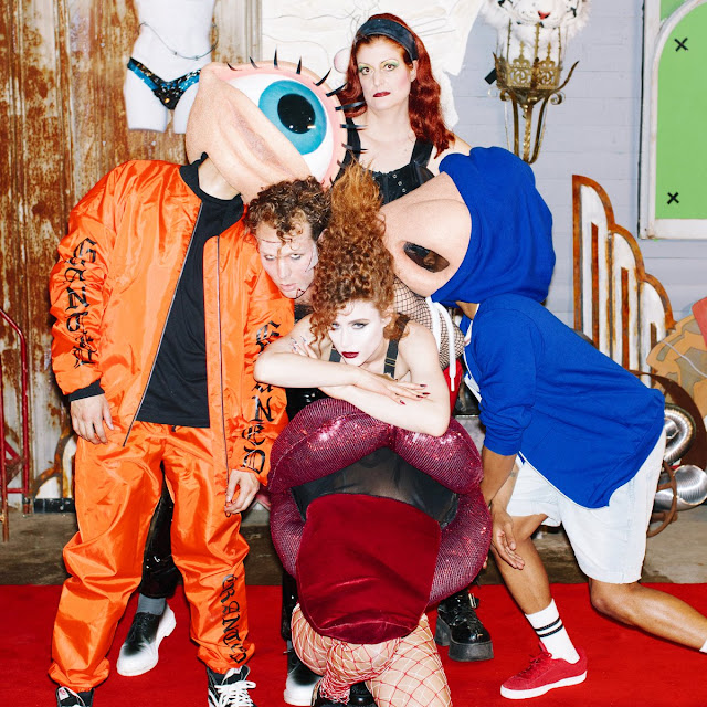 Dancentricity music video by Kiesza for her song titled Phantom Of The Dance Floor, featuring Philippe Sly.