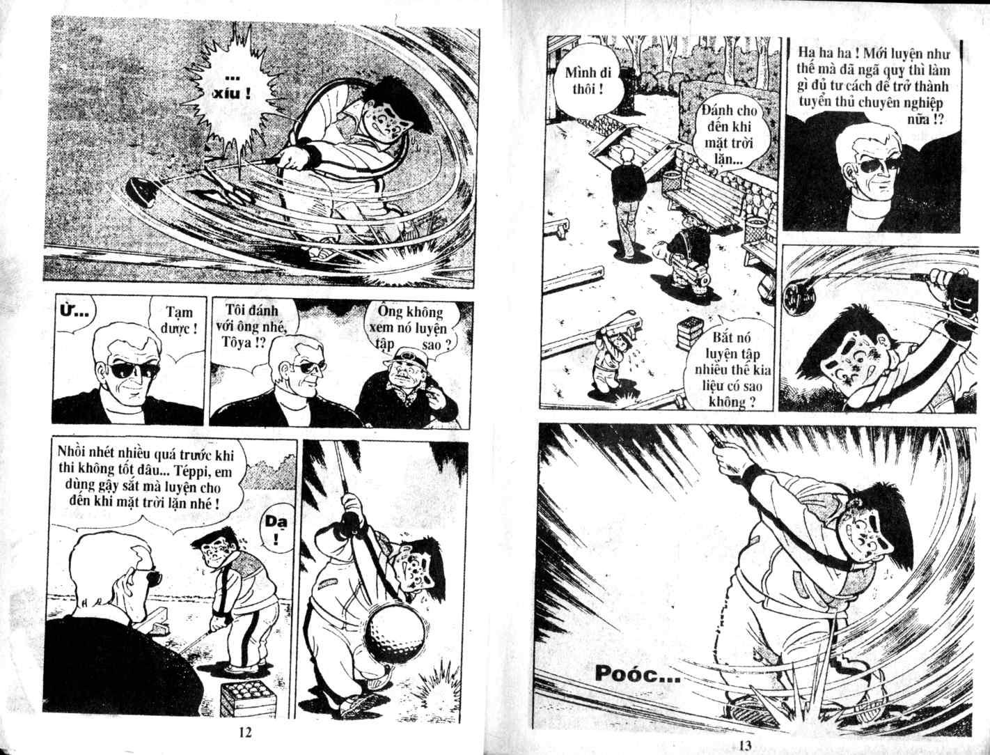 Ashita Tenki ni Naare chapter 15 trang 5
