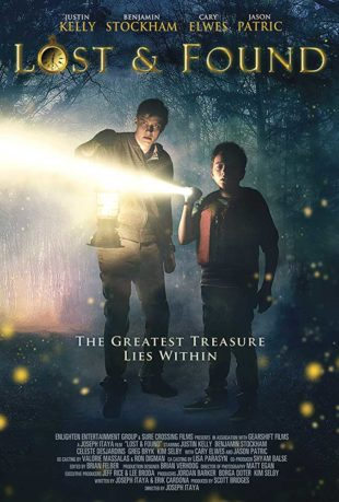 Lost & Found (2016) Full English Movie Download BRRip 720p