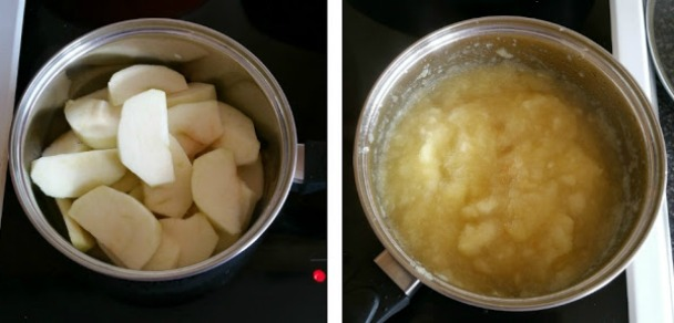 Easy Apple Crumble Cooking Apples