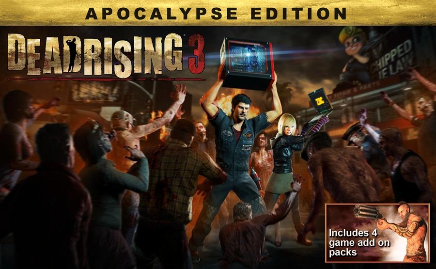 Dead Rising 3 Apocalypse Edition Poster