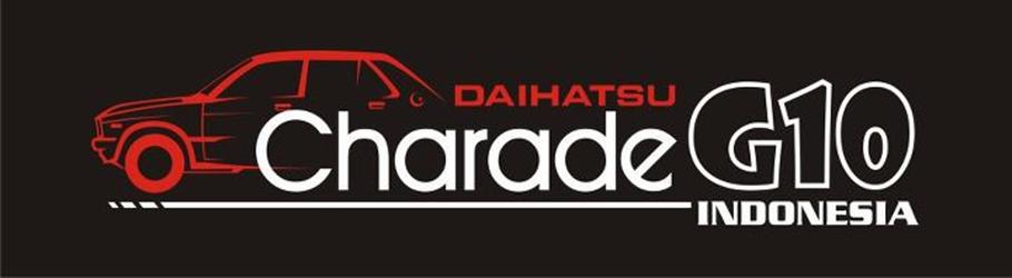 Daihatsu Charade G10 Indonesia