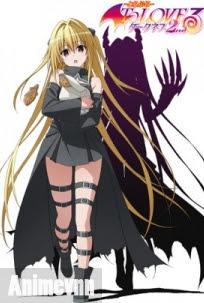 To Love-ru Darkness 2nd OVA -  2016 Poster