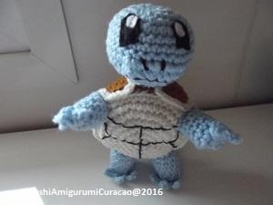 Dushi Amigurumi Curacao Gratis Nederlands Haakpatroon Squirtle