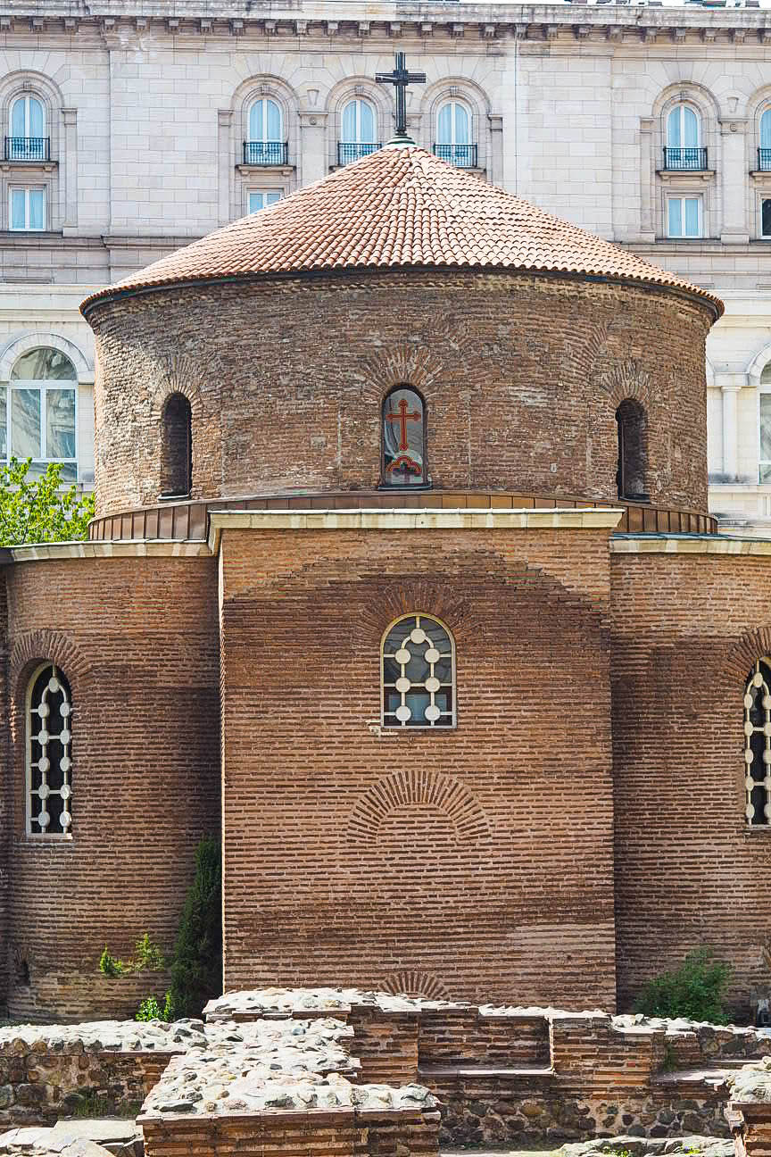 Sveti Georgi Rotunda