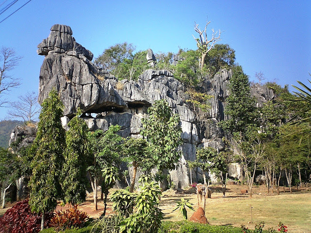 Suan Hin Pa Ngam in Loei - Thailand