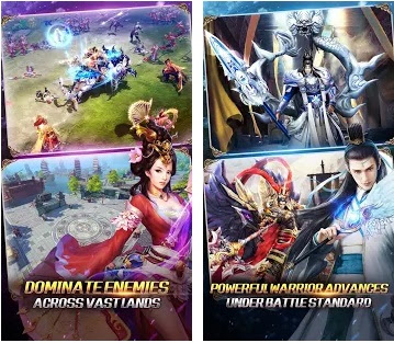 Kingdom Warriors v1.8.0 Mod Apk Terbaru Android 2018