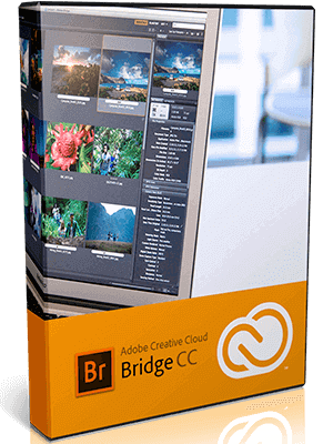 Adobe Bridge CC 2017 box