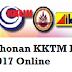 Permohonan KKTM IKM MJII 2017 Online