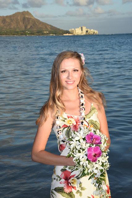 Waikiki Bride