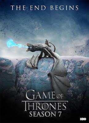 Games of Thrones Season 7 Poster