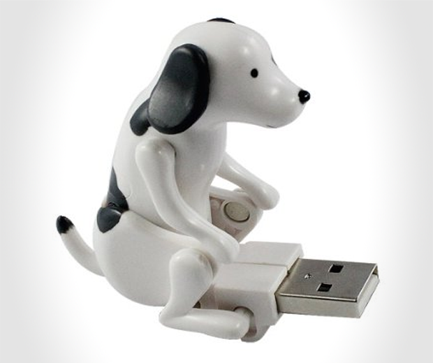 Humping USB Dog Toy