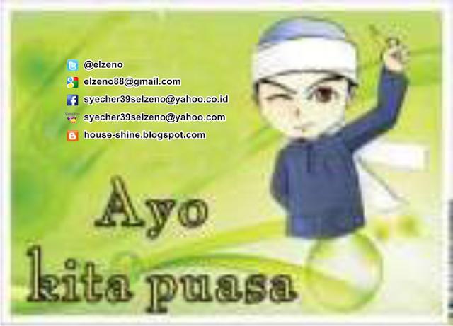 Sambutlah Ramadhan dengan Gembira