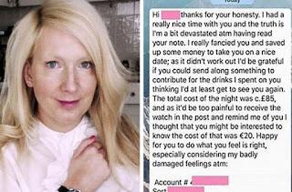 ΕΠΟΣ! Άνδρας ζήτησε αποζημίωση από γυναίκα μετα το πρώτο ραντεβού τους γιατί απογοητεύτηκε!