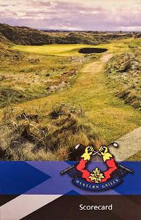 Western Gailes Golf Club - Course Profile