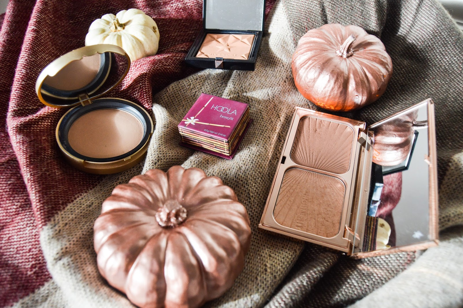 Warming Up Winter Skin - Bronzers for Pale Skin