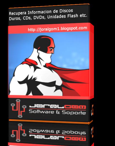 IsoBuster Pro  Build 3.8.0. Recupera Informacion de Discos Duros, CDs, DVDs, Unidades Flash, etc !!!!