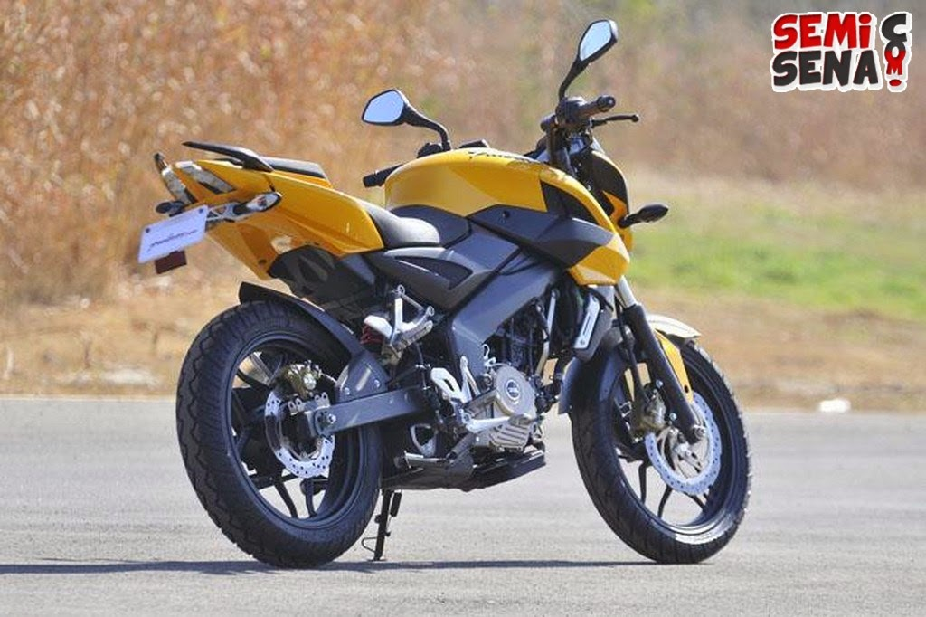 Specifications And Latest Price Kawasaki Bajaj Pulsar 200ns