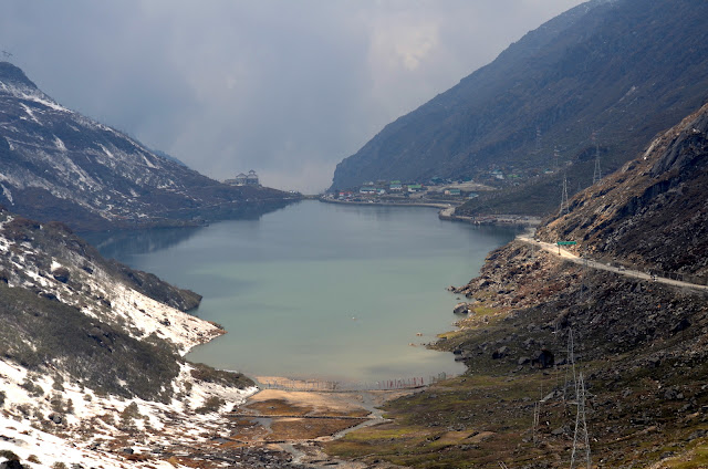 Changu(Tsomgo) Lake, East Sikkim