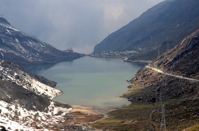 Changu(Tsomgo) Lake, East Sikkim