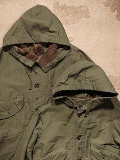 """EG & FWK by Engineered Garments """"Highland Parka"""" Fall/Winter 2016"""