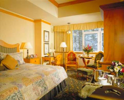 imagini camere hotel FAIRMONT CHATEAU LAKE LOUISE
