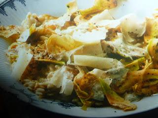 risotto ai carciofi e pcorino