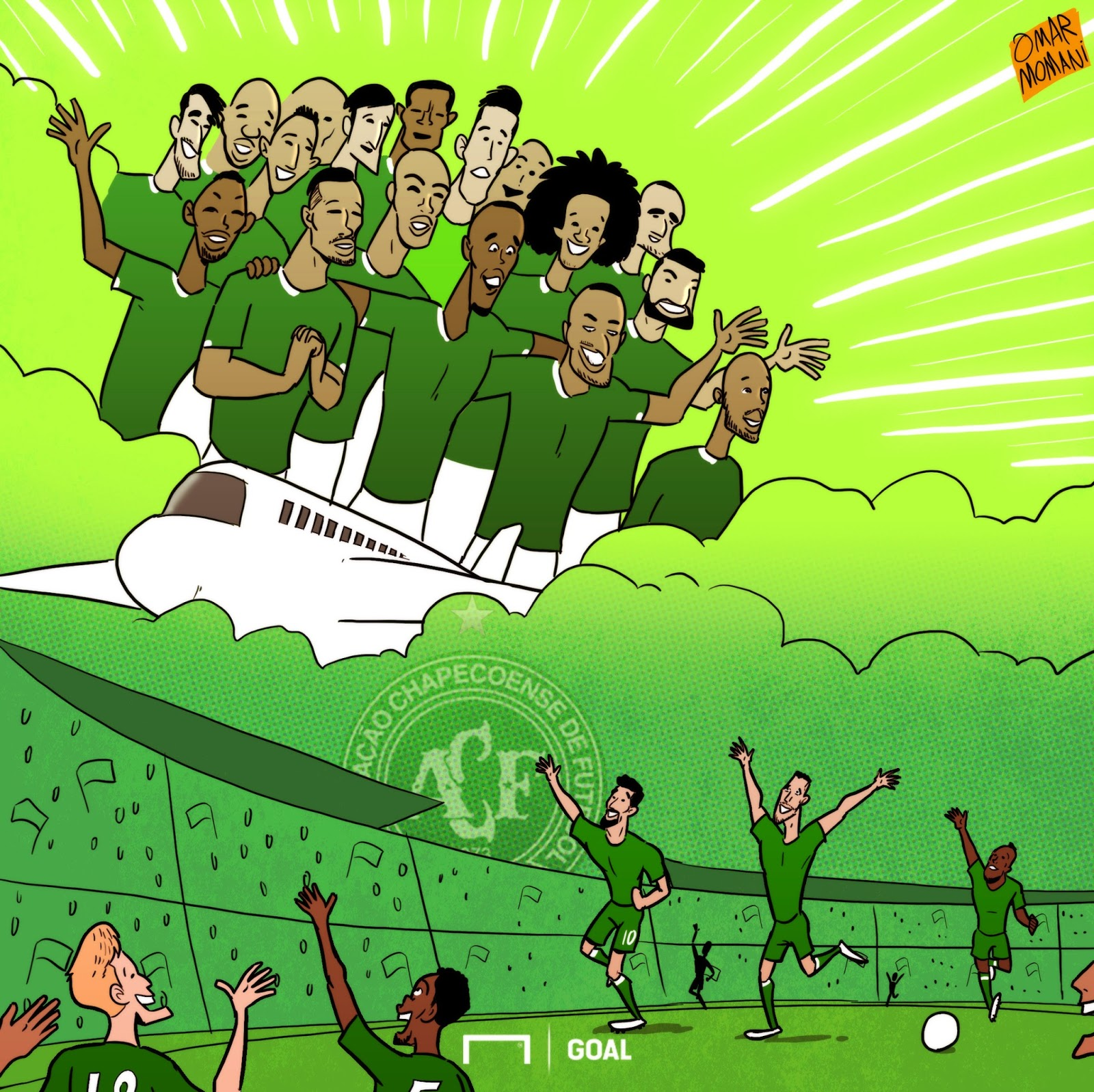 One Year Ago Today  People Tragically Lost Their Lives In The Chapecoense Air Disaster