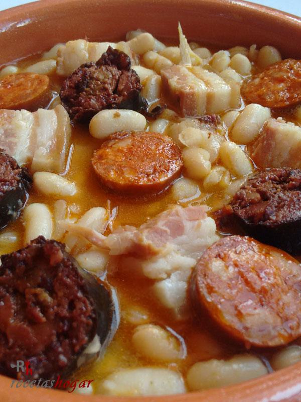 Fabada Asturiana Receta De Cocina Casera