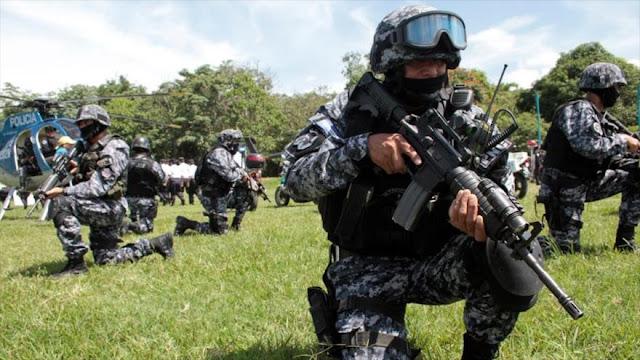 EEUU financió en secreto ejecuciones ilegales en El Salvador