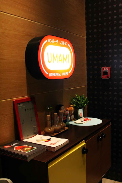 Umami Hambaagu House The Grove Manila
