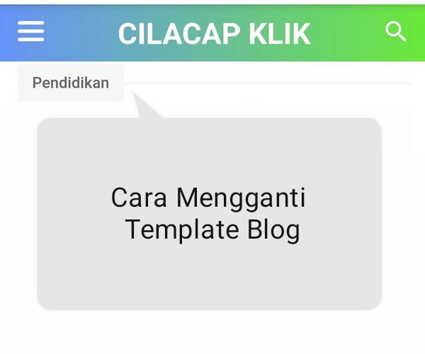 cara+mengganti+template+blog