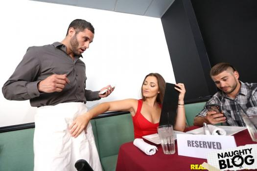 RK Prime – Dani Daniels: Tip The Waiter
