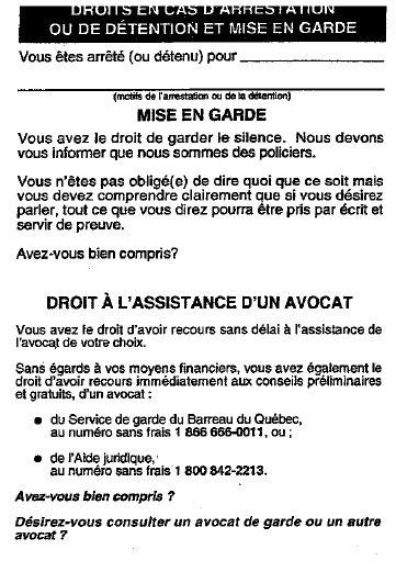 Vous Avez Le Droit De Garder Le Silence : droit, garder, silence, Droit, Silence:, D'arrestation, Silence