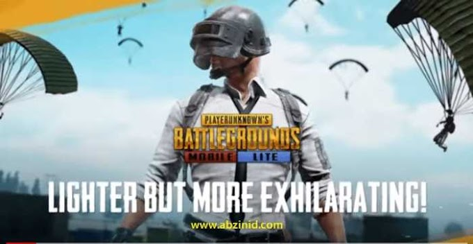 Latest PUBG Mobile LITE v0.14.6 for Android 4.0 and up with obb  data file -  October 25