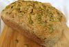 Hummus Bread {Gluten-free, Vegan}