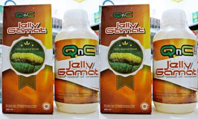 Agen Resmi QnC Jelly Gamat Kota Semarang