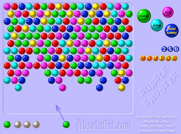 Bubble Shooter Unblocked