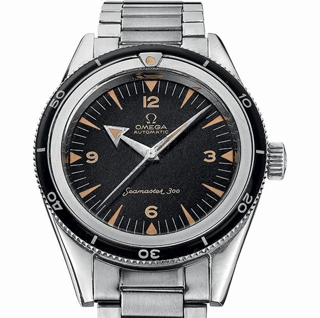 Replica Omega Seamaster watches