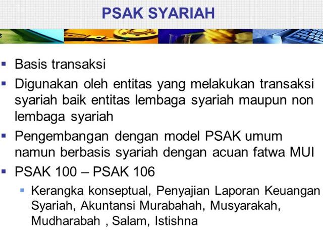 standar akuntansi keuangan syariah jasa konstruksi