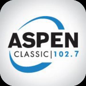 Logo Radio Aspen 102.7 en vivo Paraguay
