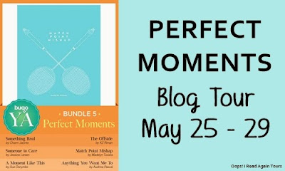 #buqoYA Perfect Moments Blog Tour