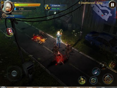Broken Dawn II v1.1.0 Mod Apk Terbaru Unlimited Ammo